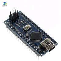 1PCS LOT For Arduino Nano 3 0 Atmel ATmega328 Mini USB Board