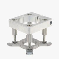 Gravur maschine Automatische Platte Clamp CNC Platte Klemme für spindel motor 65mm/80mm/85mm/ 90mm/100mm/105mm/125mm-in Werkzeugteile aus Werkzeug bei