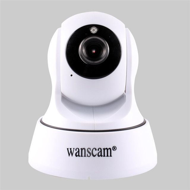 Hot TF MicroSD Card Slot Dual Audio Wireless Wifi Pan/Tilt IP Camera Baby Monitor Home Security Surveillance System