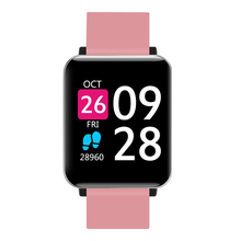 Square Smart Watch Children Watches For Girls Boys Kids Student Electro