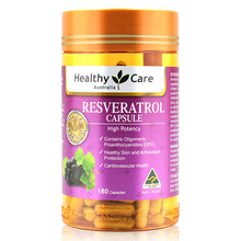 Free shipping resveratrol capsule high potency 180 pcs