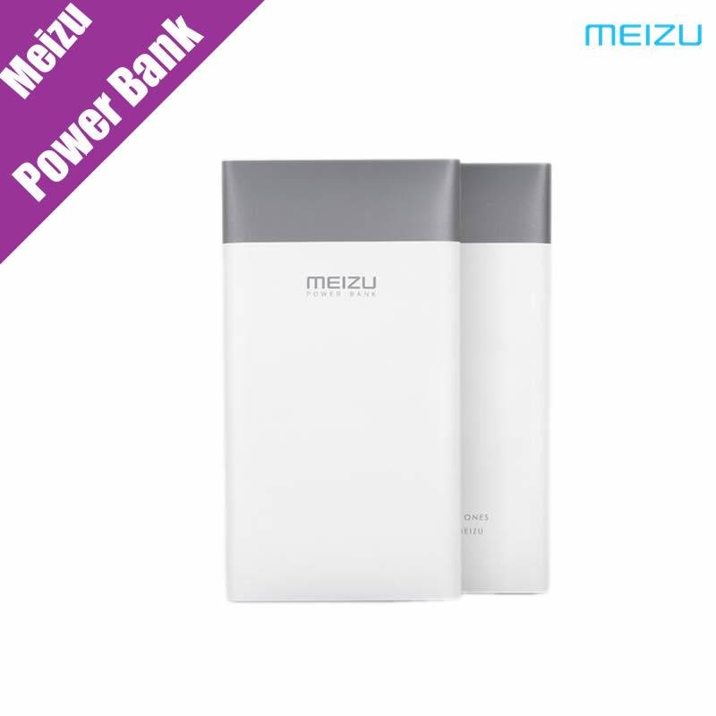 Original Meizu Power Bank M8 M10 Real Capacity 10000mAh Power Bank Fast Charge High Capacity 5V