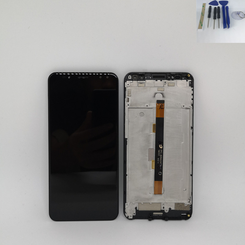 Original For Vernee X1 Mobile phone 6 0 inch 18 9 FHD LCD Display Digitizer Touch
