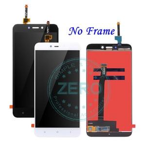 Image 3 - Pantalla LCD con marco para Xiaomi Redmi 4X, Panel de pantalla táctil, digitalizador, piezas de reparación