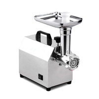 Multifunctional home electric meat grinder chopper stainless steel fish beef meat mincer maker kitchen tool