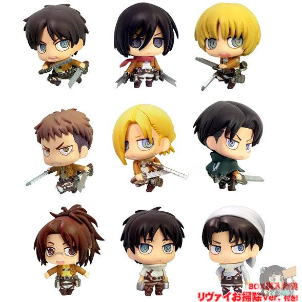 New Hot 15cm Attack On Titan Levi Rivaille Rival Ackerman Sofa Action Figure Toys Collection Doll Christmas Gift No Box Ese0 Strong Packing Toys & Hobbies