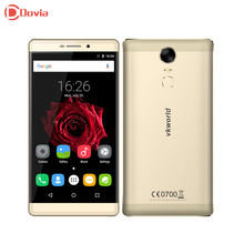 Vkworld T1 Plus 6.0 inch 4G Phablet Smartphone MTK6735 Quad Core 2GB RAM 16GB ROM 13.0MP Rear Camera Fingerprint Mobile Phone
