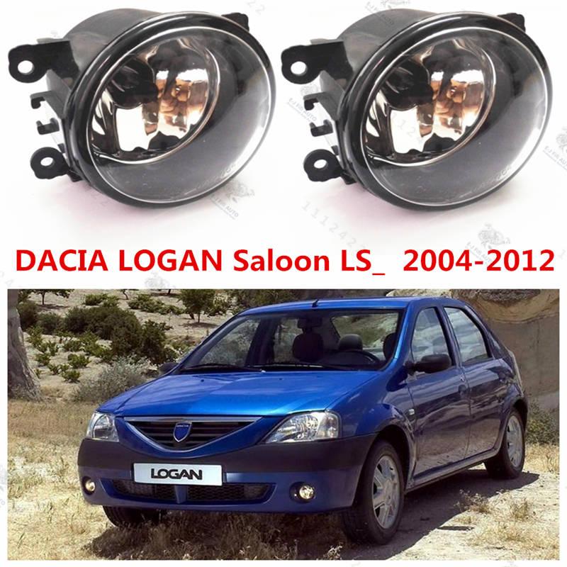 где купить  For DACIA LOGAN (LS_) 2004-2015/ Front bumper light Original Fog Lights lamp Halogen car styling 1SET.OEM9270157  по лучшей цене