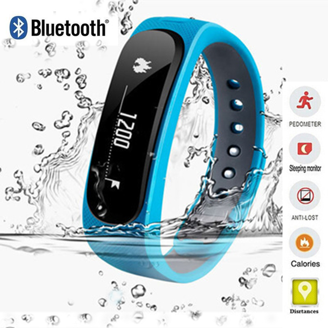 2016 Waterproof Fashion Bluetooth Smart  Tracker Bracelet E02 Band Call/SMS Remind Sport Watch Connecte For Iphone Android P10