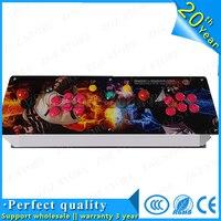 Пламя Классический 645 игры двойной игровой консоли/Pandora's box 4 аркады machine/джойстик игровой контроллер/ VGA из положить