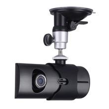 Outdoor New Dash Camera 2.7″ Vehicle Car DVR Camera Video Recorder Dash Cam G-Sensor GPS Dual Lens Camera X3000 R300 Car DVRs