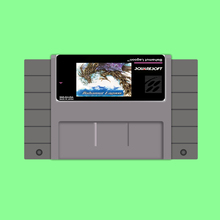 New arrival Save File 16bit super game card Bahamut Lagoon