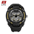 TTLIFE Mens Watches Top Brand Luxury LED Digital Watch Men Waterproof Sport Casual Military Wrist Watches Back Light Hour Clock