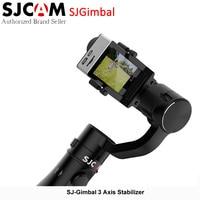SJCAM SJGimbal Handheld Gimbal 3 Axis Stabilizer For SJ7 Star SJ6 Legend Action Camera