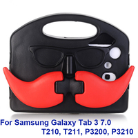 For Samsung Galaxy Tab 3 7 0 T210 T211 P3200 P3210 Case EVA Washable Shockproof Kids