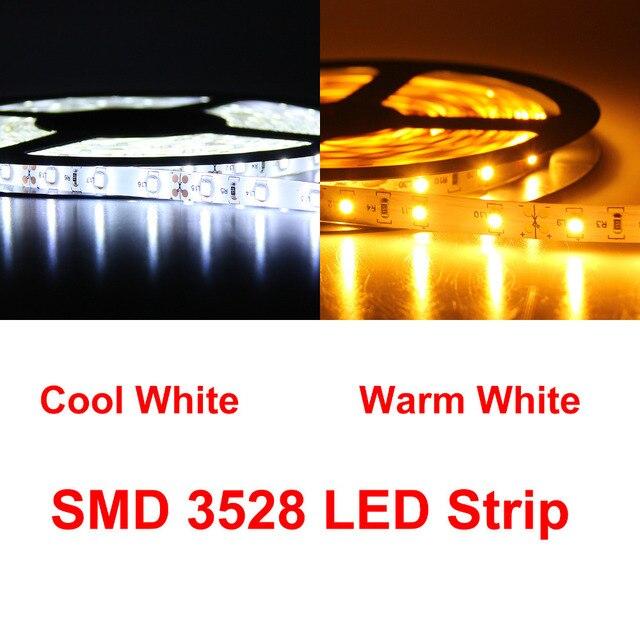 Smd 3528 High Quality Led Strip Lights 12 Volt Outdoor: 300Leds 12V 4.8W/m 1PC 5M SMD 3528 LED Strip Light IP20