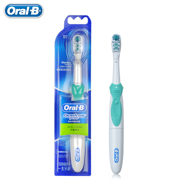 Oral B Crossaction Battery