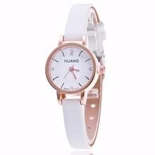 New Arrival Women Watch Girls Casual Mini Rhinestone Small Dial Leather Band Quartz Wrist Watches Female Clocks Relogio Feminino все цены