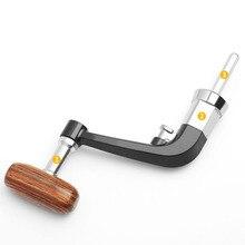 Вращающаяся металлическая Рыболовная катушка ручка рукоятка рок рукоятка спиннинговое колесо захват рыболовные аксессуары