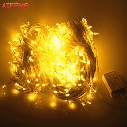 Aifeng light string 20m 30m 50m 100m garland 200leds 400leds 500leds light string for christmas wedding.jpg 250x250