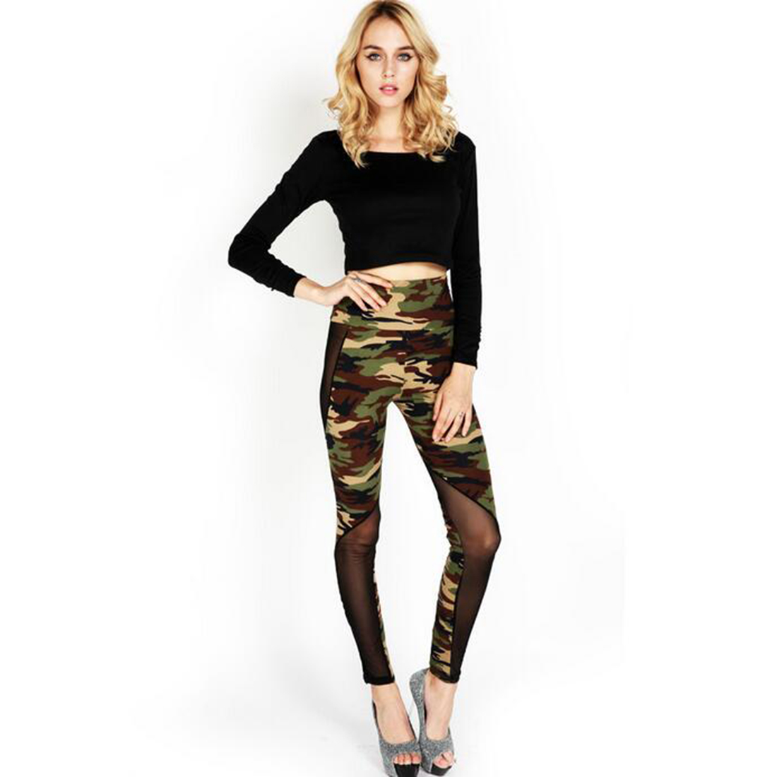 Compare Prices on Army Print Pants Women- Online Shopping/Buy Low ...