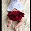 Toddle Verano Babys Espalda Cruzada Withe Ruffles Conjuntos Con Headwear Novedad Tops Volantes Mangas + Pantalones Cortos Conjuntos Sólidos