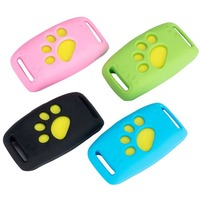 Dog tracker Mini Pets Smart GPS Tracker Anti Lost Waterproof Bluetooth Tracer For Pet Dog Anti Lost Pocket Size Smart Tracker