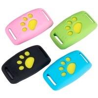 Dog tracker Mini Pets Smart GPS Tracker Anti Lost Waterproof Bluetooth Tracer For Pet Dog Anti Lost Pocket Size Smart Tracker