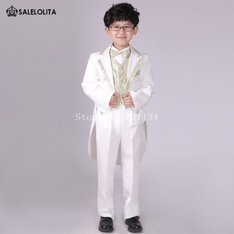 Online Buy Wholesale boys tail suit from China boys tail suit