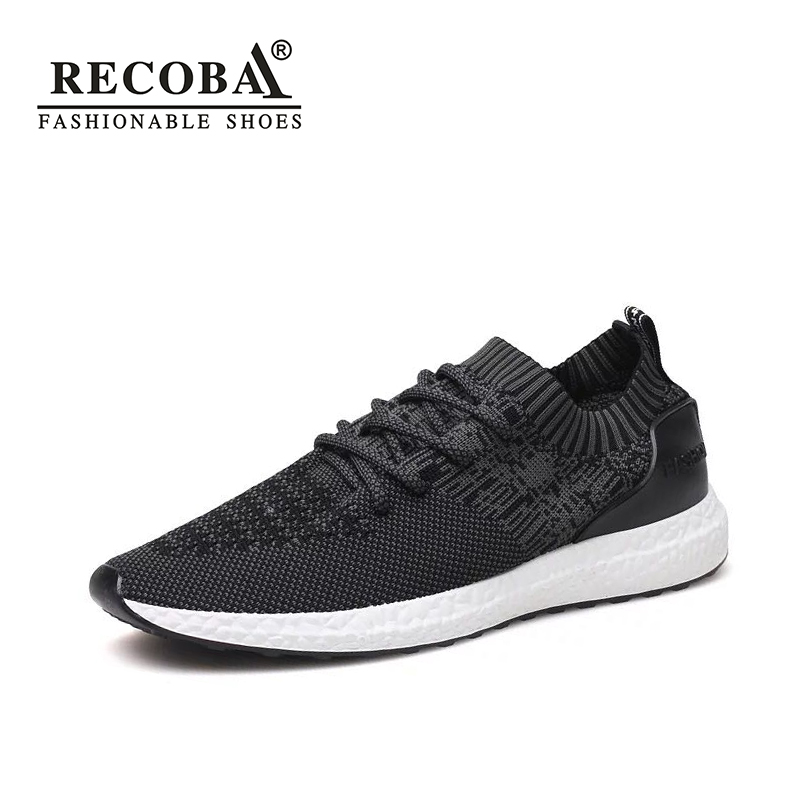 Hommes sneakers casual chaussures lace up respirant chaussures plates - Chaussures pour hommes