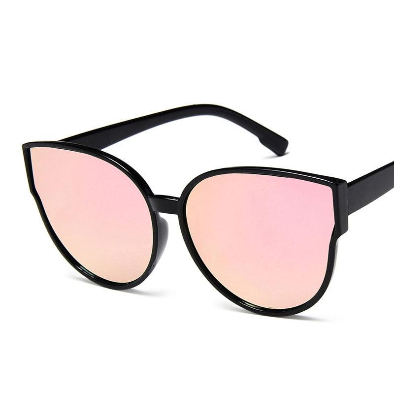 Fashion Cat Eye Luxury Sun Glasses  Female Vintage Sunglasses Women Classic Shopping Lady Black UV400 High Quality Fashion 2019