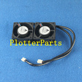 Q1251-60279 Q1251-60123 Вентилятор охлаждения плоттер для hp DesignJet 5000 5000 PS 5100 5500 5500UV