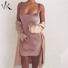 Satin backless wine bodycon slip sleeveless wrap velvet dresses strap pink