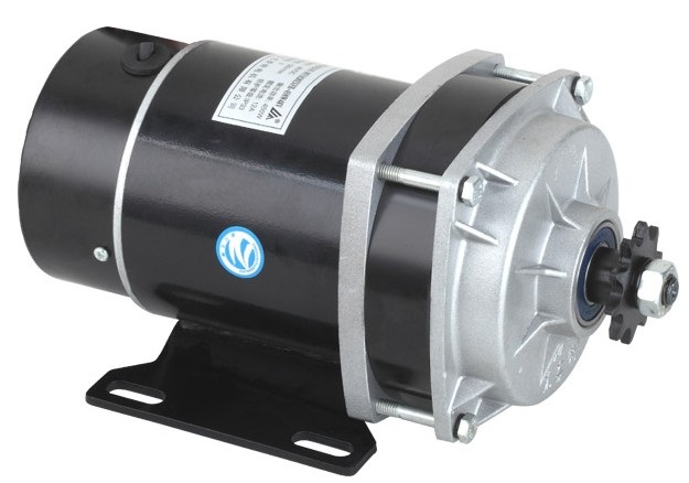 ФОТО 450w DC 24 v gear motor ,brush motor electric tricycle , DC gear brushed motor, Electric bicycle motor, MY1020ZXFH