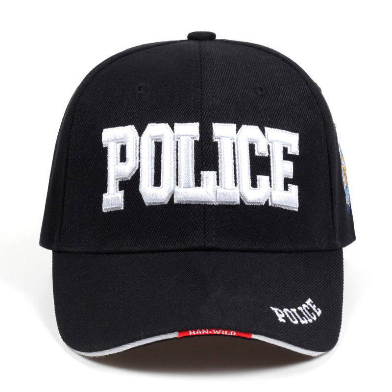 2019 New POLICE Mens Tactical Cap SWAT Baseball Cap Men Gorras Para Hombre Women Snapback Bone Masculino Army Cap Letter