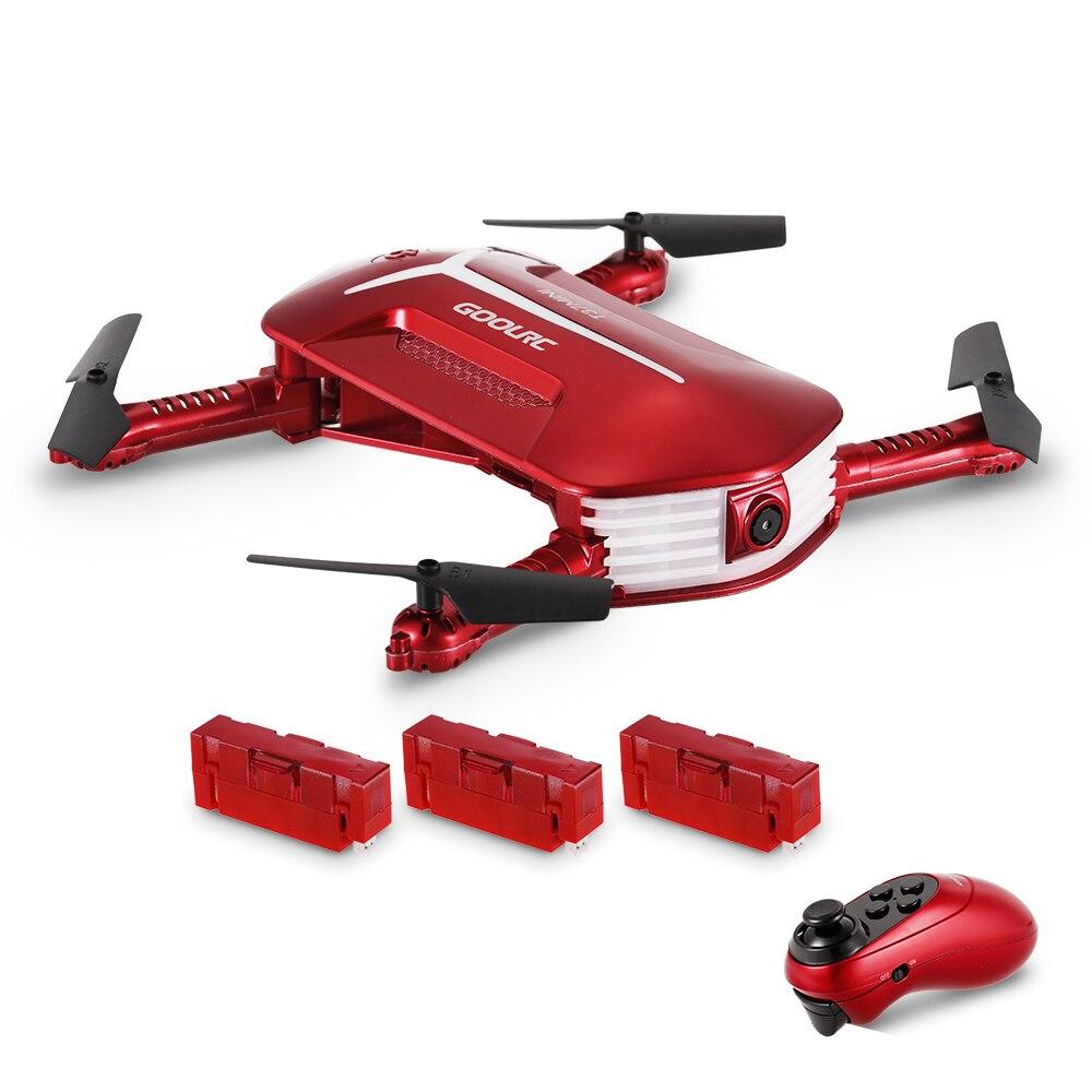 T37 мини VS jjrc H37 Mini ребенка 2.4 г 6 оси гироскопа WI-FI FPV-системы Drone с Камера HD Quadcopter складная тяжести RC селфи карман Дрон