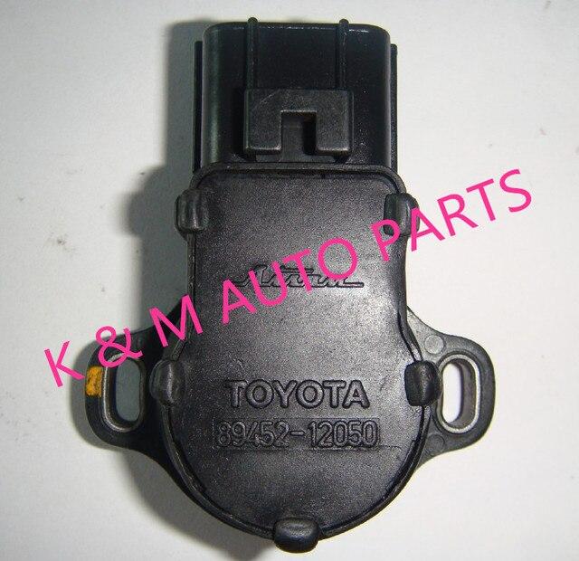 original  TPS SENSOR  Throttle Position Sensor 89452-12050 8945212050 for  1990-98 Toyota Corolla Camry Celica Supra