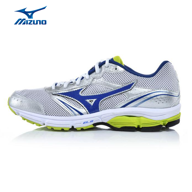 MIZUNO Men WAVE IMPETUS 3 Breathable Light Weight Cushioning Jogging Running Shoes Sneakers Sport Shoes J1GR151371 XYP339 кроссовки mizuno кроссовки wave impetus 3