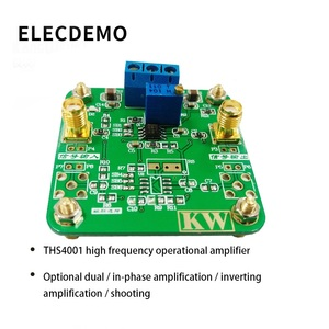 Image 2 - THS4001 Module Dual High Frequency Operational Amplifier High Frequency Amplifier Function demo Board