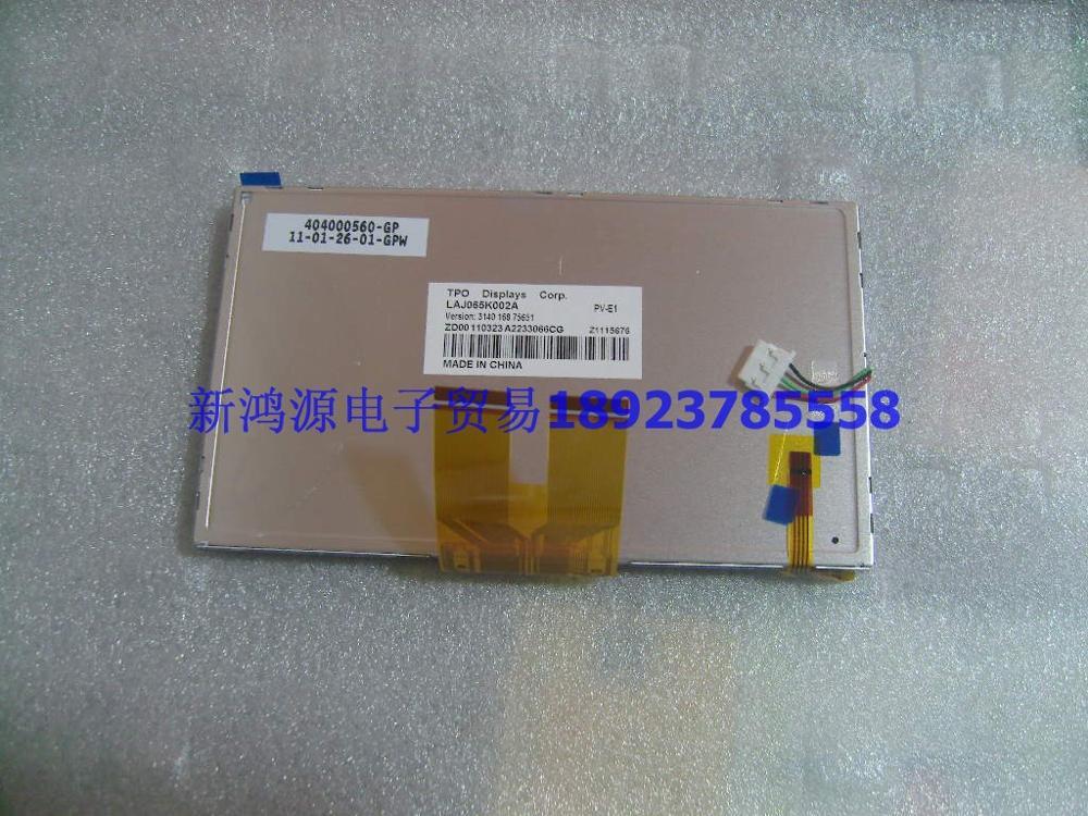 LAJ065K002A TJ065MP01AT TJ065MP02AA 6.5 inch display screen