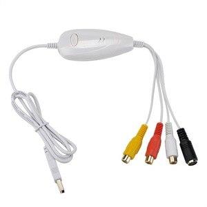Image 4 - Nâng Cấp Hình USB Card Bắt Analog Video Âm Thanh Định Dạng Kỹ Thuật Số Cho Windows 7 8 10 & Mac OS,win10 8 Mm Video Băng Cassette