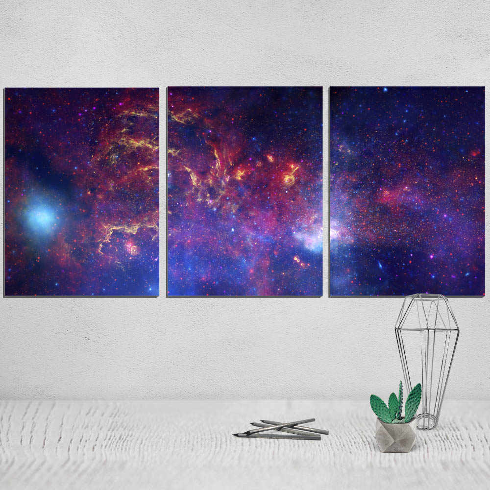 Galaxy Canvas Poster Canvas Painting Movie Poster Painting & Calligraphy Art Print Decorative Picture Giclee ariana grande art 5