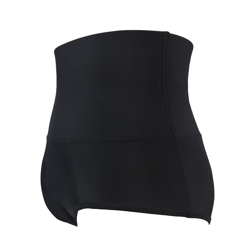 Mens Underwear High Waist Body Shaper Slimming Fit Tummy Control Waist Trainer Tight Pants Shapewear Hot Bottom Bandage Panties (12)