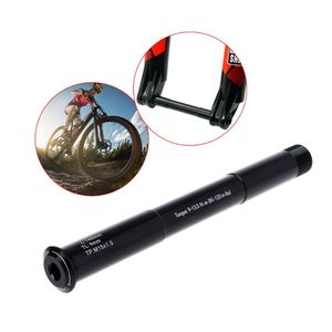 Bicycle Front Fork Barrel Shaft For ROCK SHOX Axle Quick Release Aluminum Alloy Repair Lightweight Hub Accessories(China)