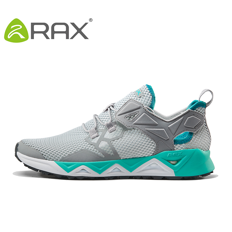 RAX 2017 New Men Women Summer Hiking Shoes Breathable Upstream Shoes Trekking Aqua Shoes Outdoor Fishing Camping Sneaker