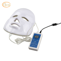 Skin Rejuvenation Light Therapy 7 Colors PDT LED Facial Mask Beauty Equipment Blackhead Remover phototherapy AWrinkle Anti aging
