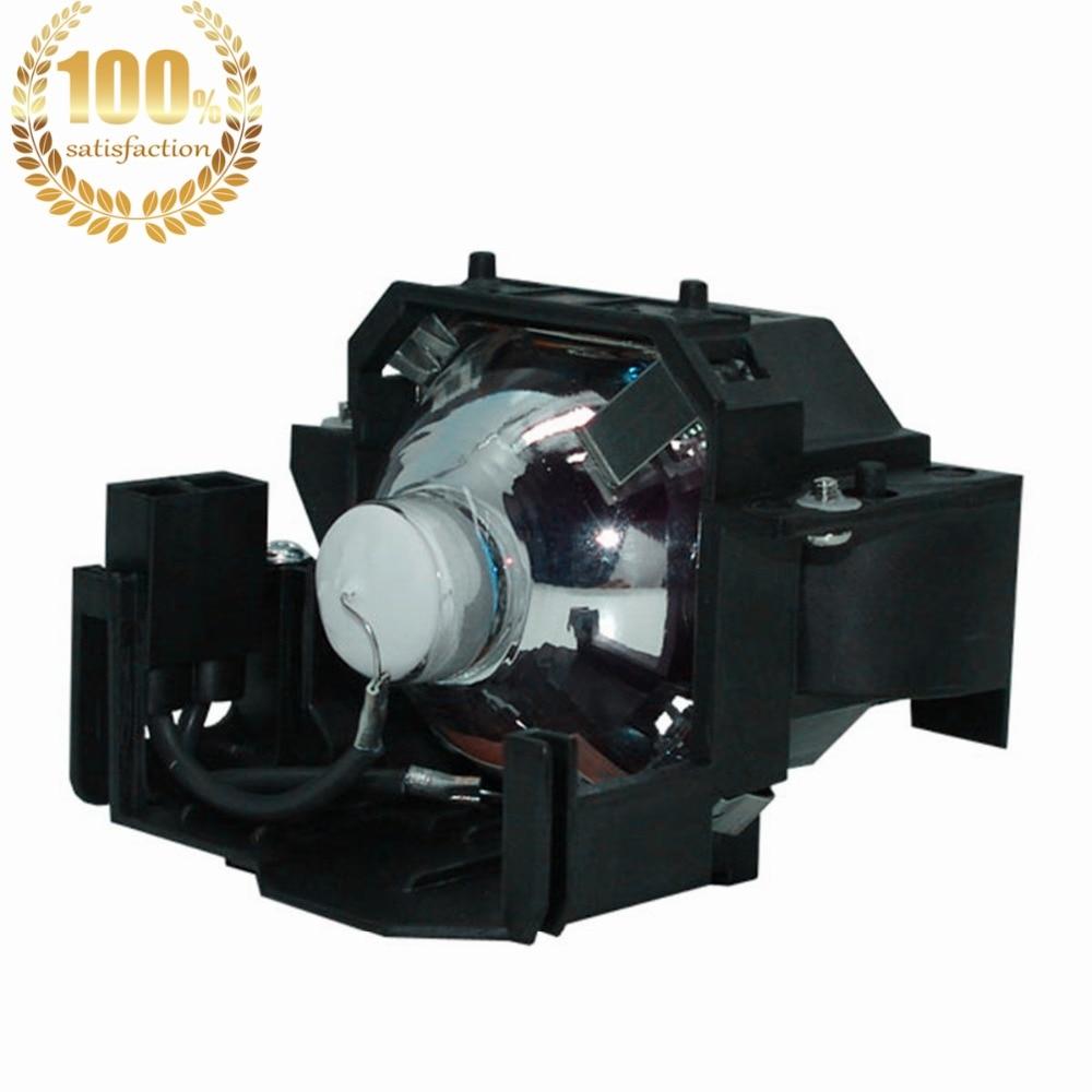 WoProlight ELPLP41 / V13H010L41 Vervangingslamp met behuizing Voor - Home audio en video - Foto 5