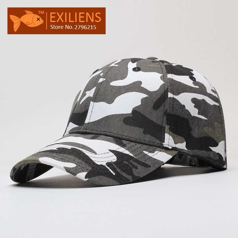 [EXILIENS] 2017 New Fashion Brand Cotton Camouflage Snapback Caps Strapback Baseball Cap Bboy Hip-hop Hat For Men Women Fitted 2017 new fashion brand breathable japanese black snapback caps strapback baseball cap bboy hip hop hats for men women fitted hat