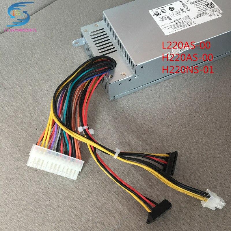 Бесплатная доставка 220 Вт PSU l220as-00 h220as 660 S v270s dps-220ub ITX маленький шасси источника питания axc105 602