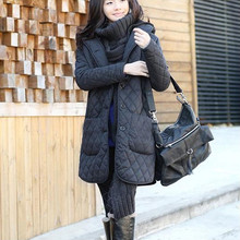 Winter Coat Women Fashion Wadded Jackets Female Plus Size Hooded Cotton Jacket Cotton-Padded Parkas Casual Women's Coat C1112